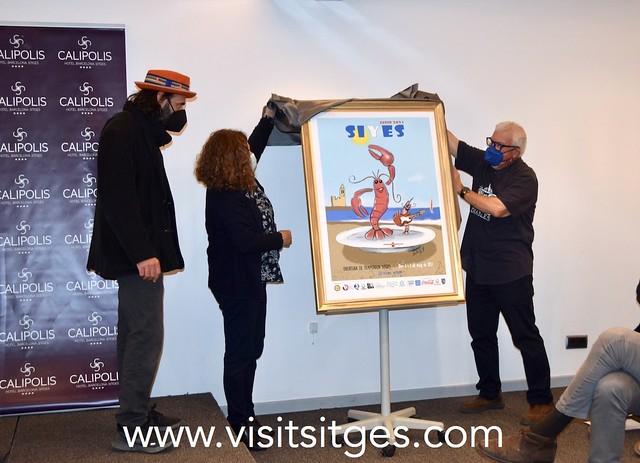 Presentació de l'acte d'obertura de la Temporada d'Estiu Sitges 2021
