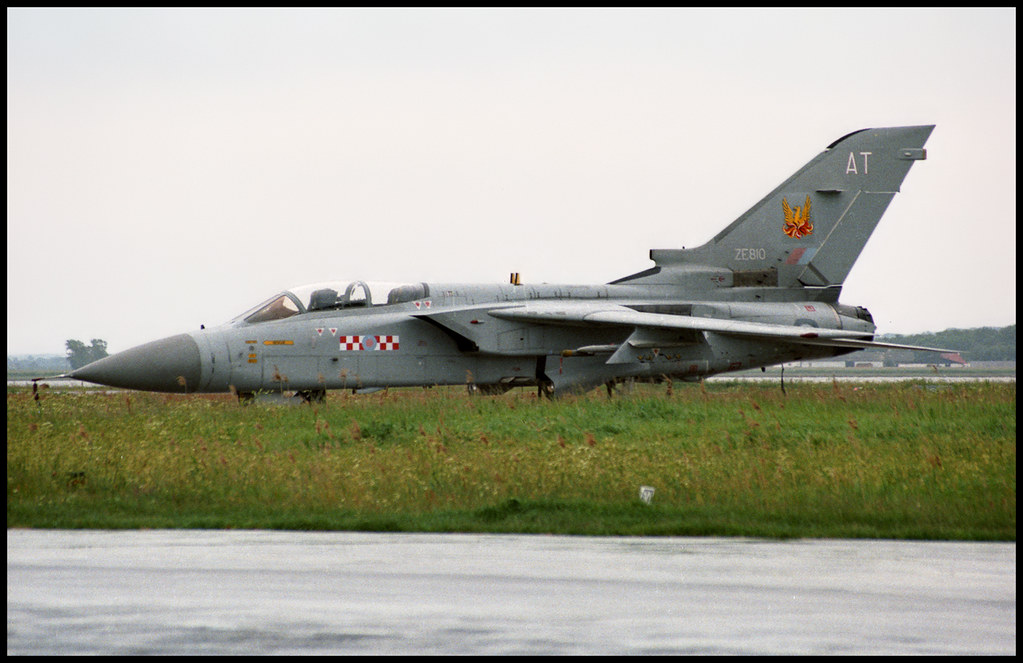 ZE810 - Aalborg (AAL) 06.06.1993