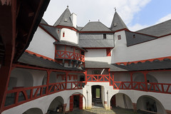 Germany / Rhineland-Palatinate - Pfalzgrafenstein Castle