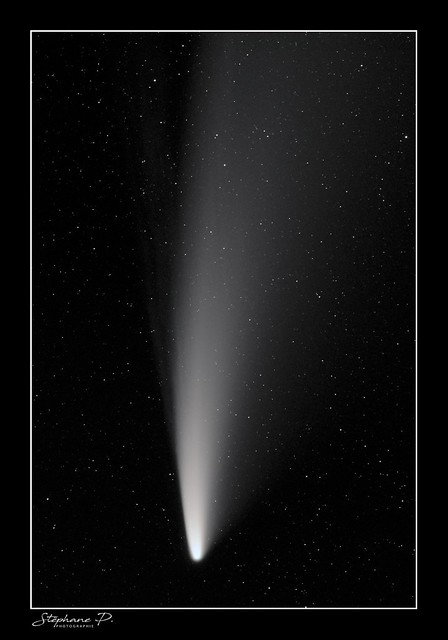 Neowise comet, july 2020