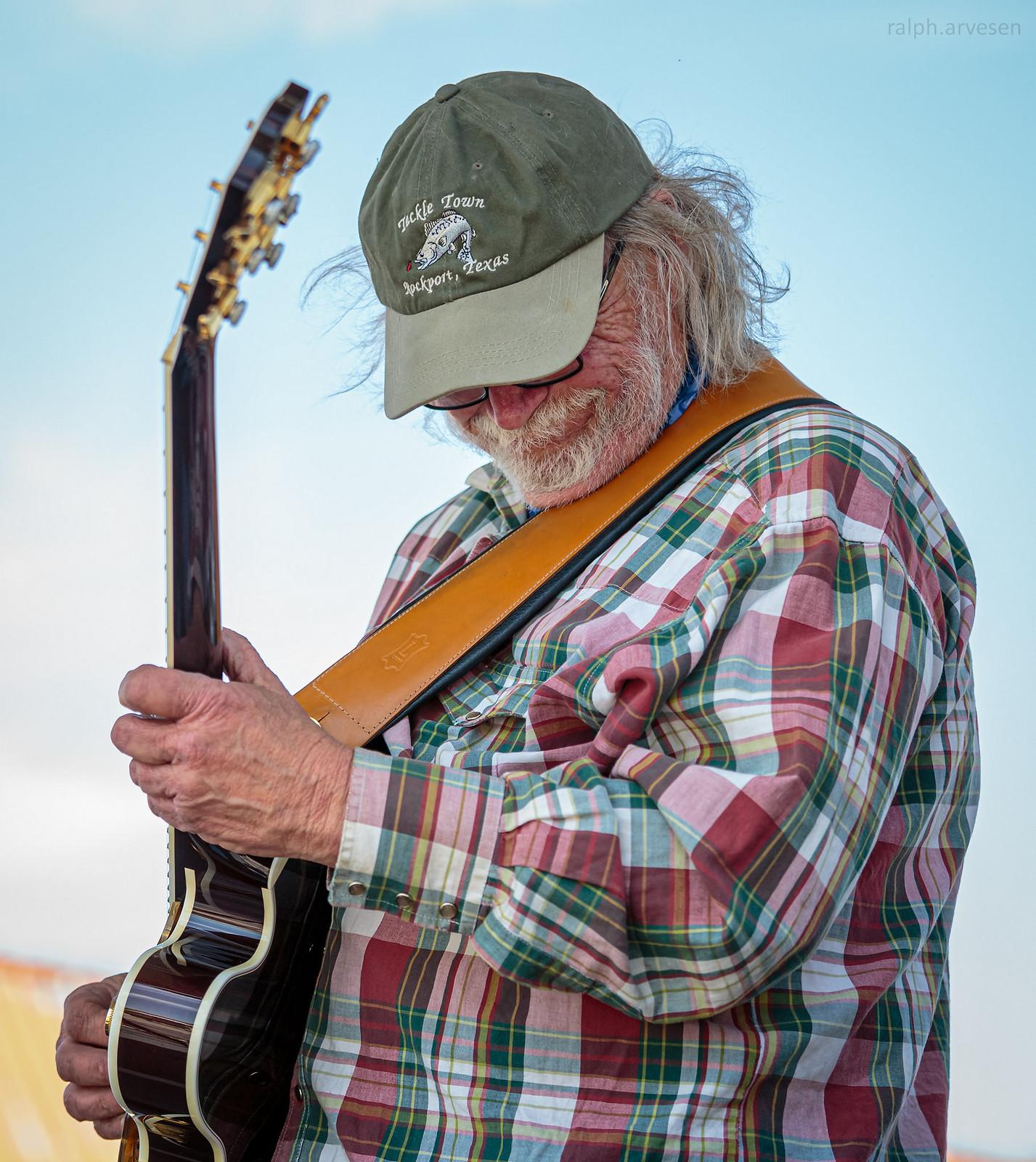 Ben Watson and The Hired Guns | Texas Review | Ralph Arvesen