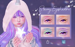 ✿ {SUGARY} Starry Eyeshadow - Lelutka Evo ✿
