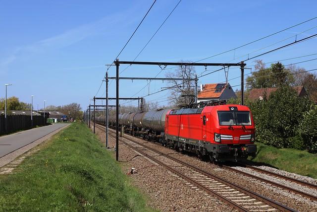 DB 193 326  Wijgmaal 22/04/2021.