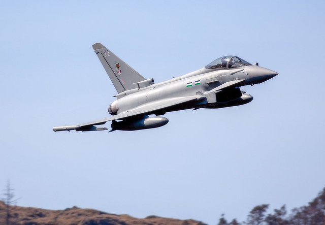 12 Squadron Typhoon LFA 17