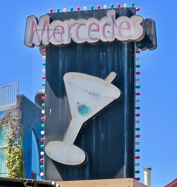 Mercedes, Venice Beach, CA