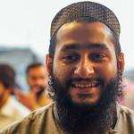 Restaurant Worker Portrait, Nowshera, Pakistan