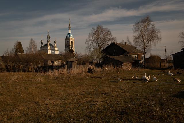 Rural Evening