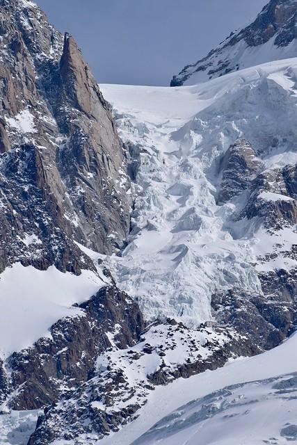 Glacier & refuge - Glacier & Hut