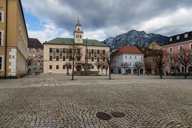 Bad Reichenhall - altes Rathaus