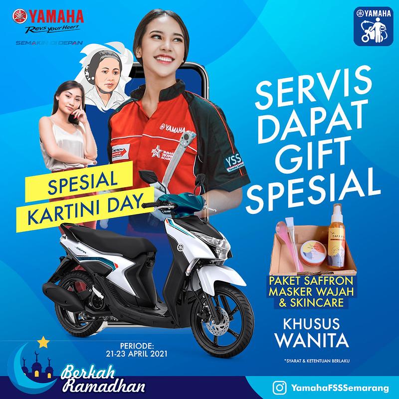 Servis Specual Gift Kartini