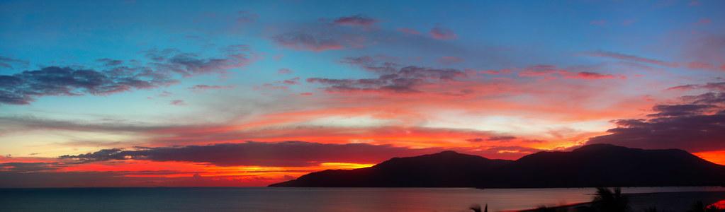 Dawn Panorama - Sept 6, 2012