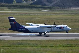FedEx ATR 72-600F (F-WWEC N MSN1680) (23/04/2021)