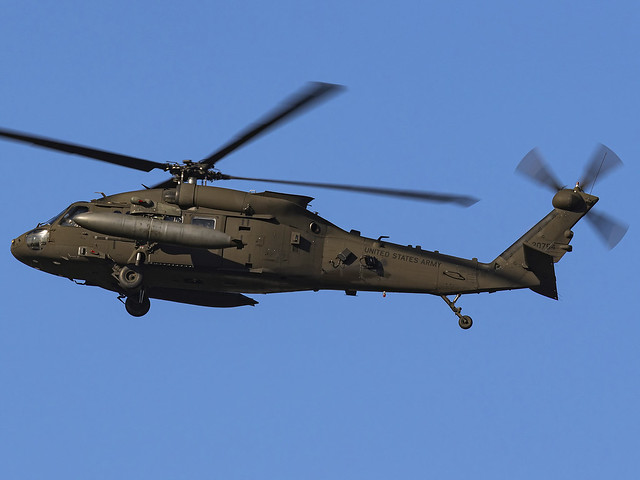 United States Army | Sikorsky UH-60M Black Hawk | 15-20754