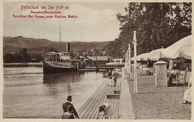 Pörtschach am See ...