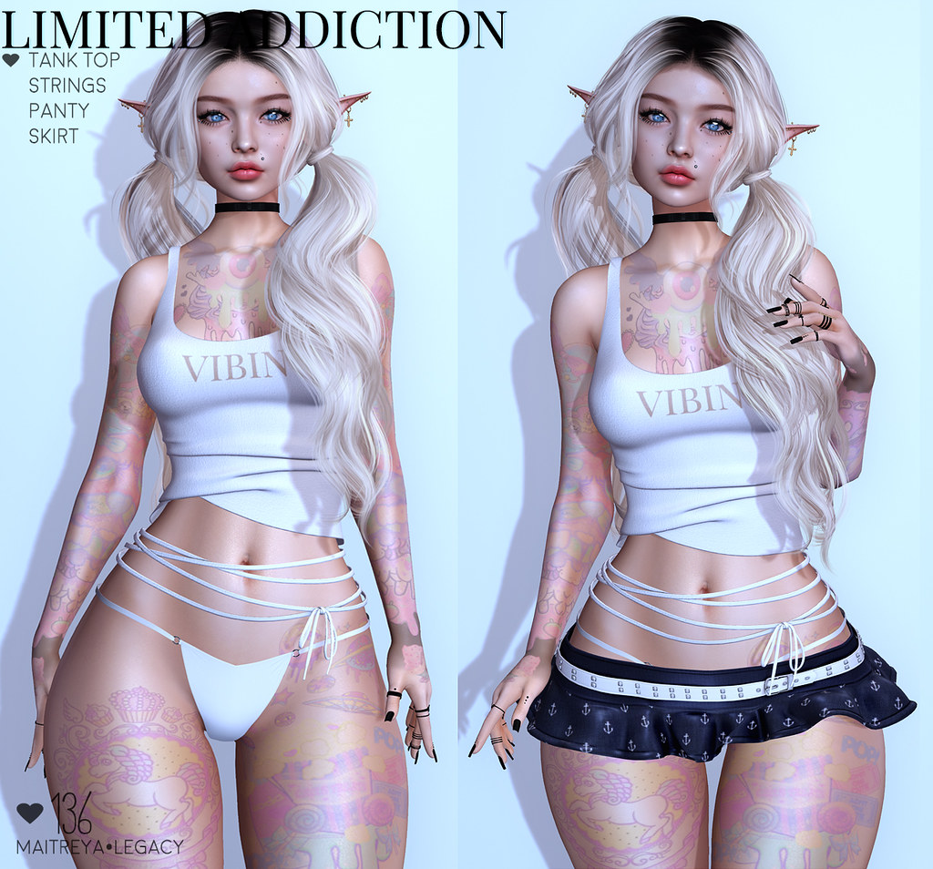 Limited Addiction - LOTD 136