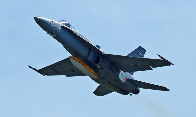 McDonnell Douglas EF-18A Hornet C.15-39/15-26 [A544/670]