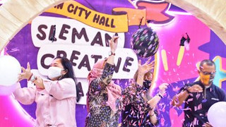Sleman Creative Bazaar, Wadah Promosi Bagi UMKM Sleman 2