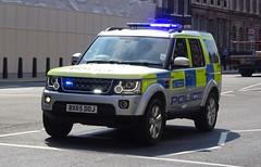 Metropolitan Police - BX65 DOJ