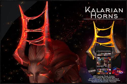 [][]Trap[][] & Petrichor Kalarian Horns