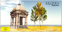 """""""Killer's"""" Old Stone Pergola On Discount @ Cosmo Event Starts from 19th April"""