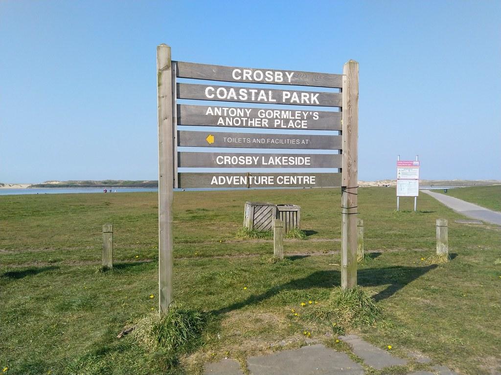 Crosby Coastal Park, Liverpool