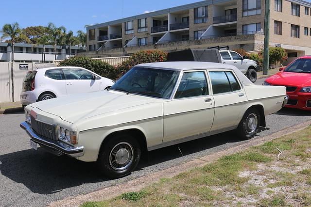1976 Holden Statesman (HX) De Ville