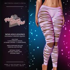 Nova Holo Leggings @ Fly Buy Fridays 4/23