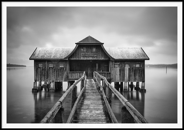 Bootshütte Ammersee