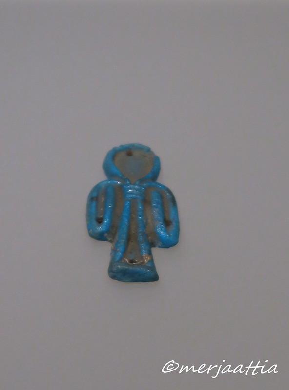 Tit-knot, amulet
