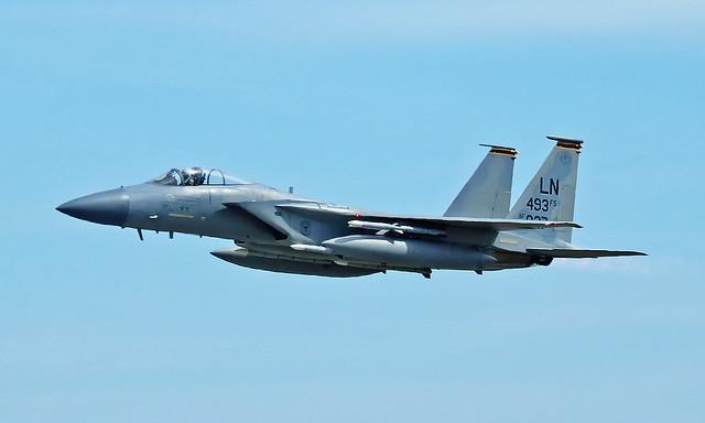McDonnell Douglas F-15C Eagle 84-0027/LN [C330/938]
