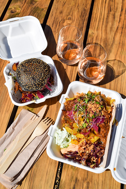 Silver Birch Fine Foods Street Food at Macknade Food Village
