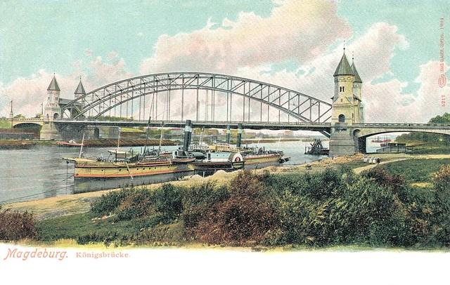 Magdeburg - Königsbrücke ...