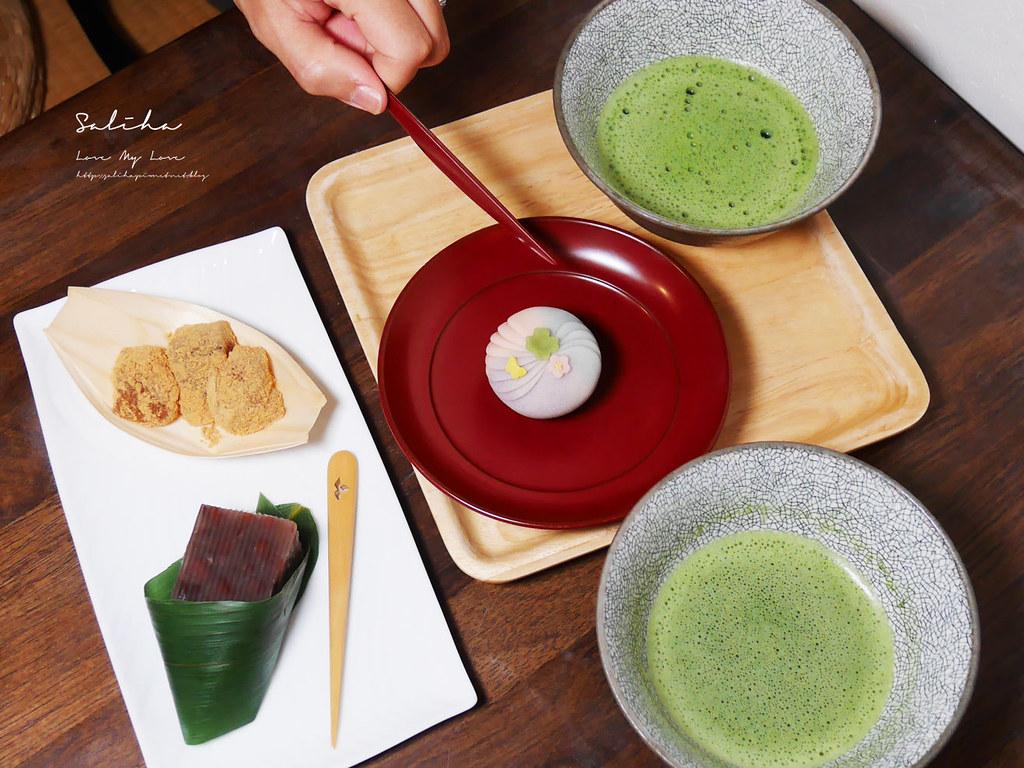 台南一日遊行程推薦八田與一園區和菓子日式茶屋下午茶和服租借 (4)