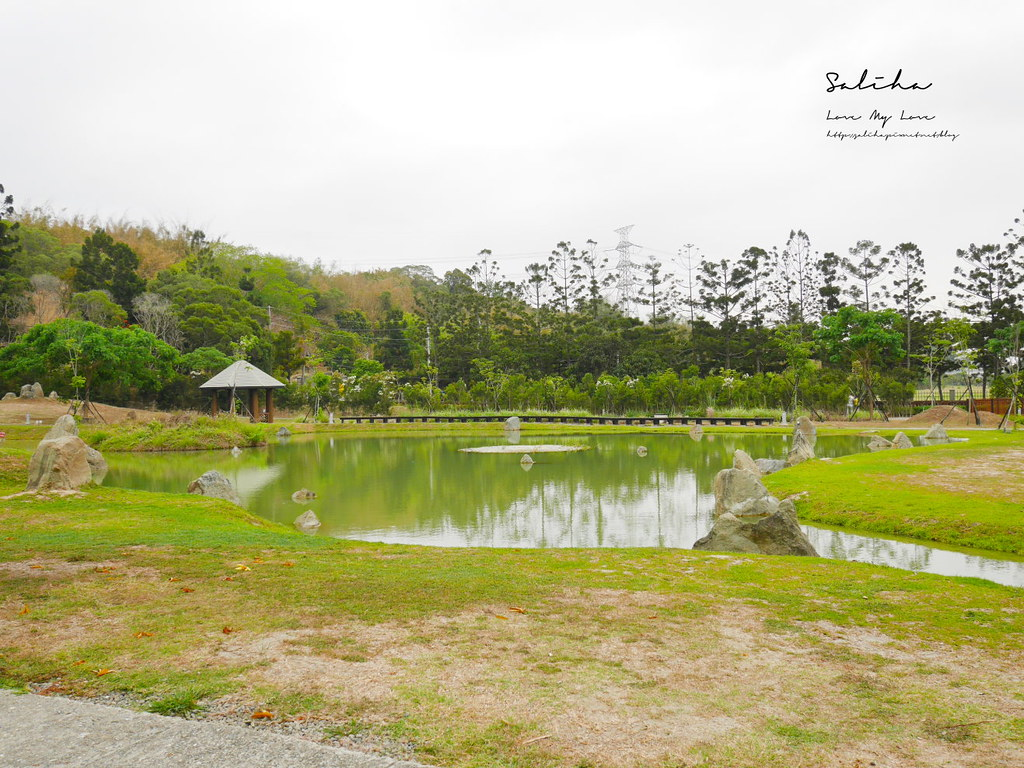 台南一日遊行程推薦八田與一園區和菓子日式茶屋下午茶和服租借 (3)