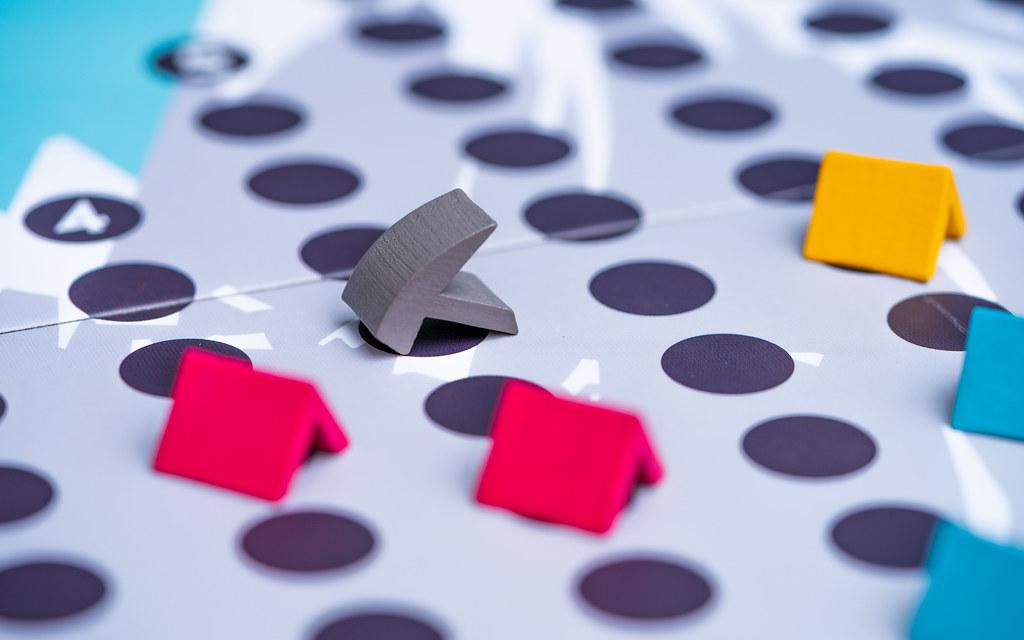 Can't Stop boardgame juego de mesa