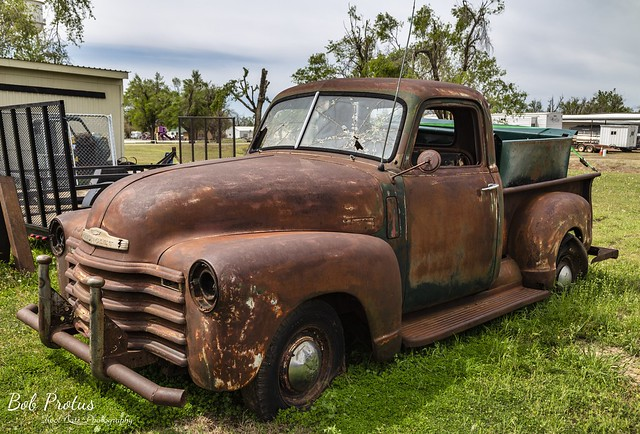 Neglected Old Chevy Pickup - (Made Explore Apr 24, 2021 #223)