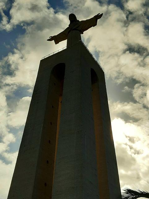 Cristo Rei , Almada , Portugal