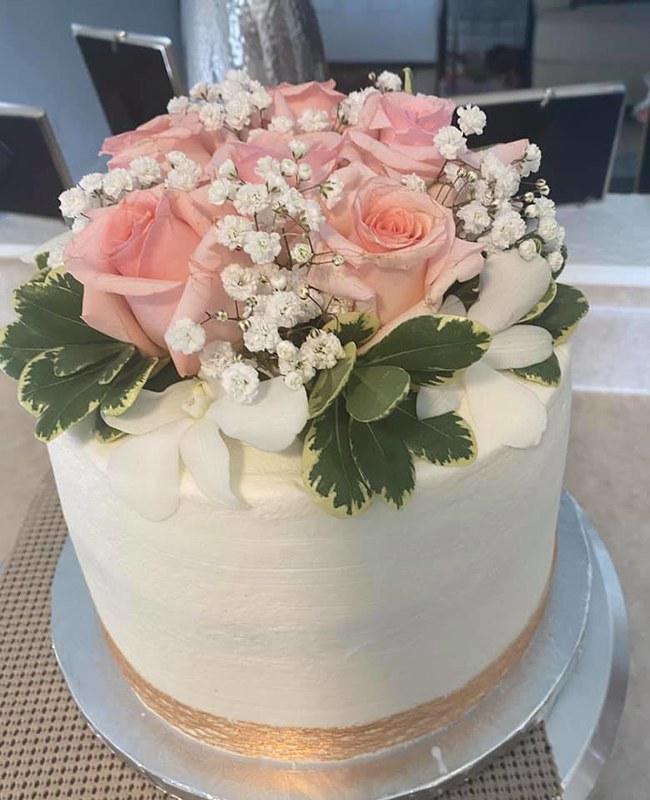 Cake by Sugar Plum's Bakery