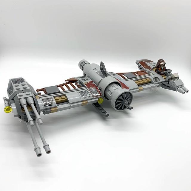 Lego Star Wars speeder moc