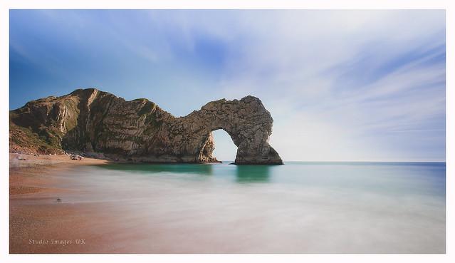 Durdle_Door_Dorset_UK (On Flickr's Explore April 24th 2021)