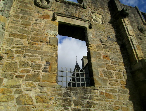 Window Aperture, Falkland Palace