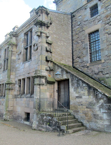 Falkland Palace, Part of Gallery
