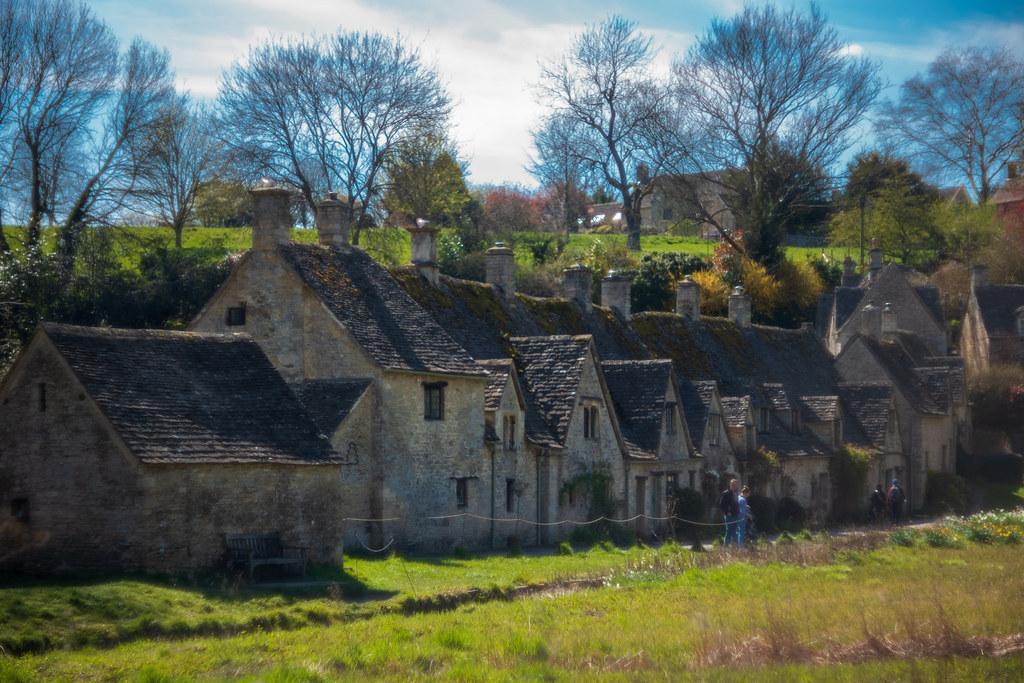 Dreamy houses