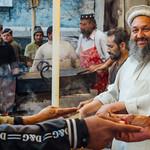 Buying Lunch, Nowshera, Pakistan