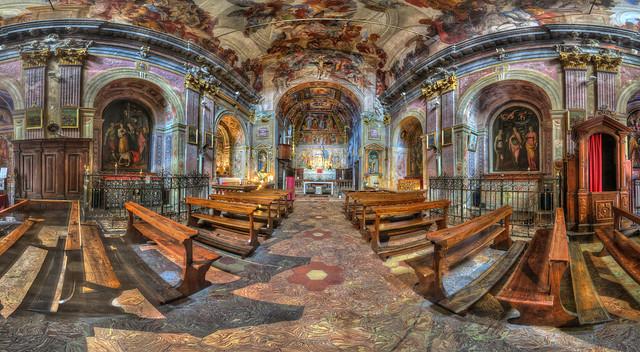Chiesa di San Martino II *explored*