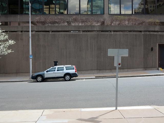 Die Kombi-Combo-Kompo / Estate Car Meets Station Sign