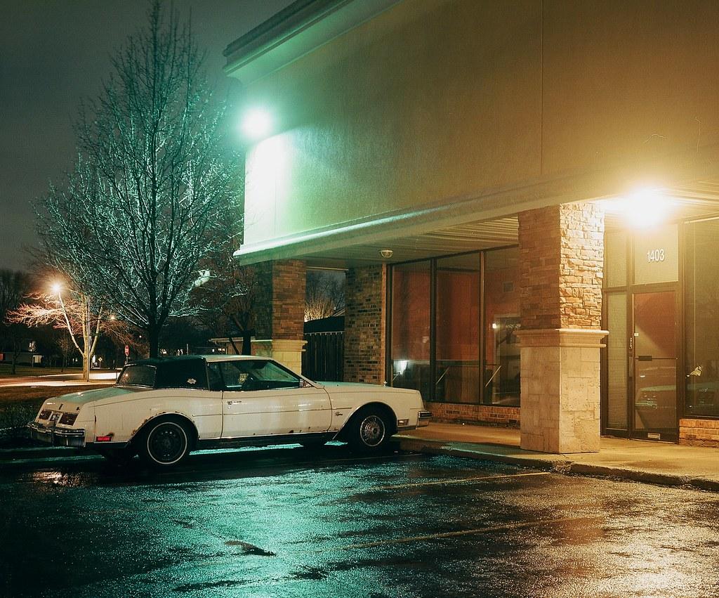 Buick Riviera - analog
