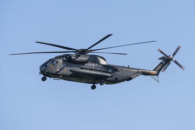 84+64, Sikorsky CH-53 Heer @ Niederstetten ETHN