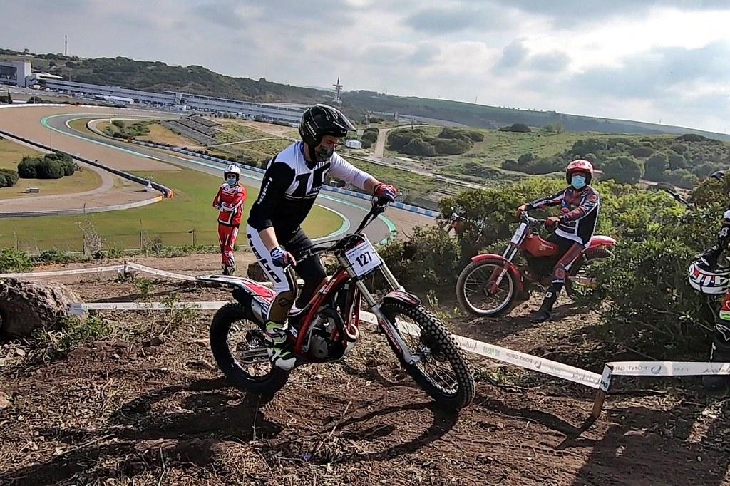 Trial Circuito de Jerez, Cto. Andalucía 2021