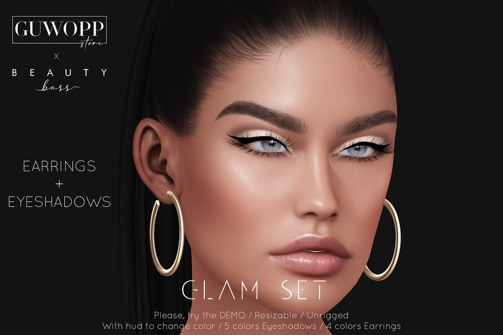 ✿ NEWS Beauty boss + Guwopp